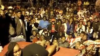CRAZY MOMENTS IN THIKA..WOMEN STRIPPING NAKED