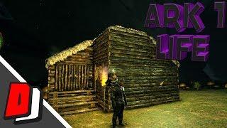 ARK ABERRATION -  1 Life Challenge - A Place to Call Home!!! :: E02