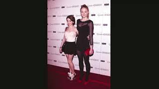 Maisie Williams e Sophie Turner HD PICS