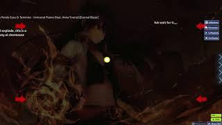 osu! Panda Eyes & Teminite   Immortal Flame (First Fail 7 stars)