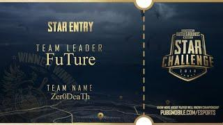 CHANCE TO WIN $600000! PUBG MOBILE STAR CHALLENGE TOURNAMENT REGISTRATION OPEN•FUTURE GAMING