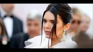 KENDALL JENNER GOES NEARLY NUDE IN SHEER DRESS AT THE CANNES FESTIVAL
