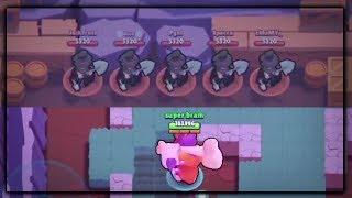 FRANK VS 5 MORTIS! Craziest Boss Fights In Brawl Stars! :: Brawl Stars Gameplay