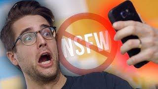 Phones Automatically Sending NUDES!?