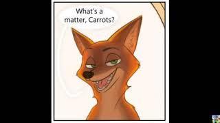 Zootopia - Comic - Naked Nick vs Judy [+18]