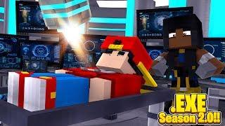 Minecraft .EXE 2.0 - BLACK PANTHER & HIS SISTER MUST SAVE ROPO'S LIFE!!
