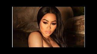 Celeb News: NSFW! Blac Chyna Strips Fully Naked in New Pictures