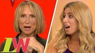 It Is Acceptable to Snog Your Partner in Public? | Loose Women