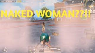 #PUBG   Naked Woman Killed Me
