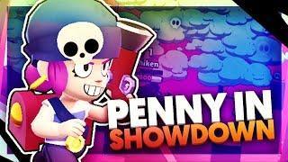 CRAZY Showdown Matches With Penny! - Brawl Stars
