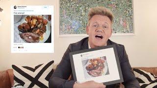 Gordon Ramsay's Sunday Roast Roasts