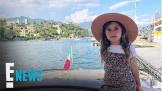 Kourtney Kardashian's Daughter Penelope's Birthday in Italy | E! News