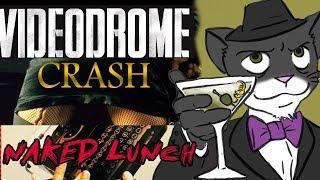Café Society- David Cronenberg: Videodrome, Crash y Naked Lunch