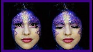 Halloween: maquillaje de sirena!!