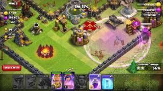 Using Galadon`s attack strategy (Fail) 3 stars