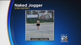 Strip District Lives Up To Its Name: Naked Man Taken Into Custody