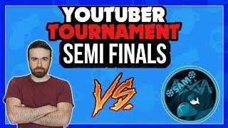 Brawl Stars YouTuber Tournament Semi Finals (Winner's Bracket)
