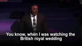 Royal Wedding didn't permitted naked celebrities