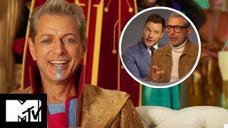 Chris Pratt & Jeff Goldblum Tease MARVEL AVENGERS INFINITY WAR: PART 2  | MTV Movies
