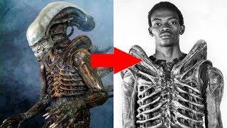 Alien (1979) Cast: Then and Now ★ 2018
