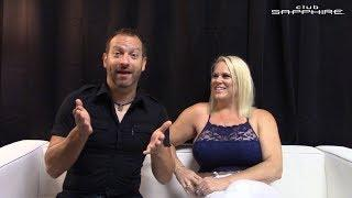 When to Get Naked at A Swinger's Party - Matt & Bianca