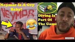 How NEYMAR JR Reacts & Responds To His HATERS