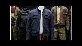 Harrison Ford's Star Wars jacket expected to fetch £1million at auction | by CelebsNow