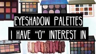 "EYESHADOW PALETTE I HAVE ""0' INTEREST IN | Karen Harris Makeup"