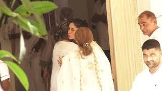 Bachchan Family ARRIVED At Karishma Kapoor House For Grand Mother FUNERAL
