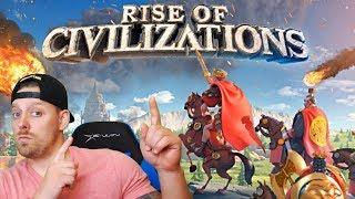 Is Rise of Civilizations Worth Downloading | First Look