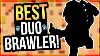 Strongest Duo Showdown Brawler = Dynamike! Top Death Valley Brawl Stars Gameplay