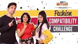 Fashion Compatibility Challenge | Fashion | Pinkvilla | Paytm Mall | Bollywood
