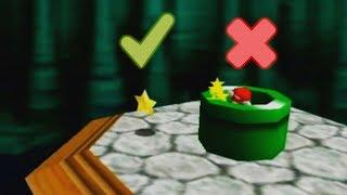 Fails In SM64 Speedrunning