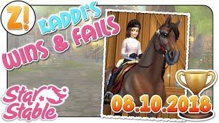 Star Stable [SSO]: Kaddi's Wins & Fails - Daisygirl [08.10.2018] [DEUTSCH]