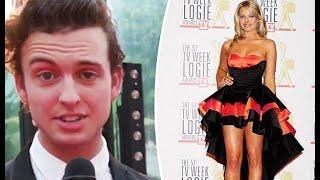 Cameron Robbie reminds Aussie TV stars of Margot's Logies fashion fail