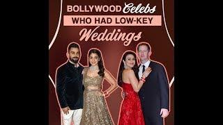 Anushka Sharma, Lisa Haydon, Preity Zinta: Bollywood Celebs who had low key weddings