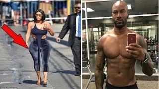 Tyson Beckford Exposed Kim Kardashian for having FAKE hips.One curvy,one pointy hip. Kim responds