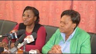 Youths warn Women Reps against demonstrating naked in Migori town over murder of Sharon Otieno