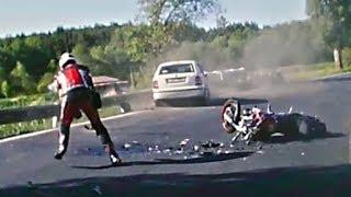 Crazy People vs Bikers 2018 [EP. 247]