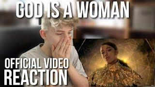 ARIANA GRANDE - GOD IS A WOMAN OFFICIAL VIDEO (REACTION)