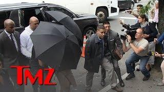Cardi B Turns Herself In To Police For Criminal Charges Over Strip Club Fight | TMZ