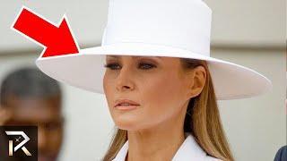Inside The SECRET Life Of Melania Trump