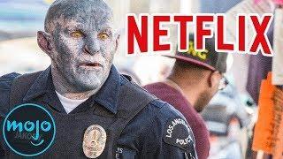 Top 10 Netflix Original Movies That Critics HATED