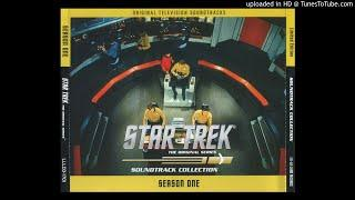 Star Trek Original Series - The Naked Time- Breaking Planet , Sweaty Palm , Itchy Hand [ 320 joint s