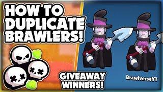GIVEAWAY WINNERS! + How To Get Duplicate Brawlers In Friendly Duo Showdown Guide! - Brawl Stars