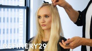 I Got Hair Extensions By Kim Kardashian's Stylist | Hair Me Out | Refinery29