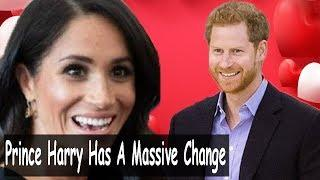 Prince Harry Has A Massive Change Since Marrying Meghan Markle