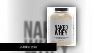 Top 10 Best Sports Nutrition Whey Protein Powders