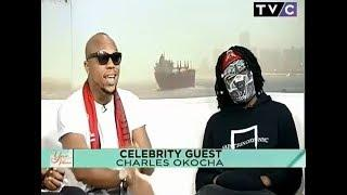 Your View 3rd August 2018   Celebrity Guest, Charles Okocha