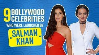9 Bollywood Celebrities Who Were Launched By Salman Khan | Bollywood | Pinkvilla